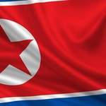 Flag of North Korea Nordkorea Fahne Flagge
