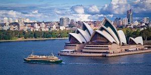 Австралия: взгляд сверху