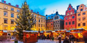 Календарь рождественских ярмарок в Европе