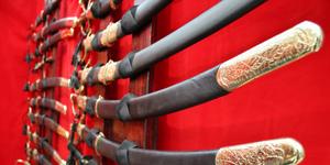 Как в Японии возник культ меча?