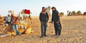 Мечта туарега