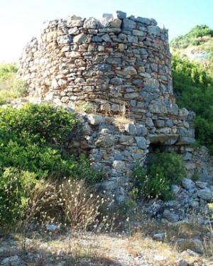 Руины в Айтапе