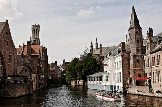 Брюгге, одна из культурных столиц Европы