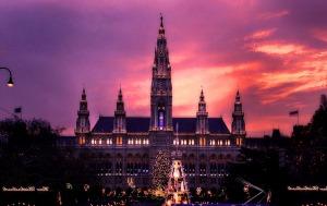 Осенний вальс в Вене