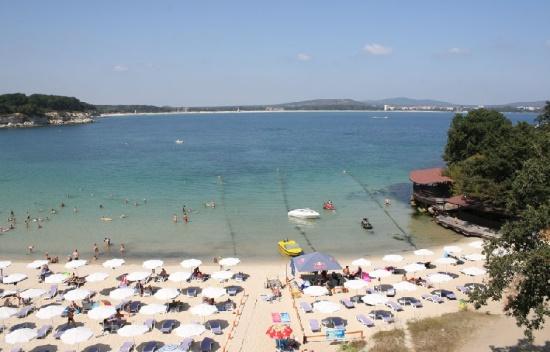 Пляж Атлиман, Китен