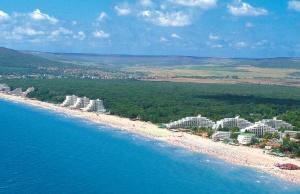 Самые красивые пляжи в Болгарии