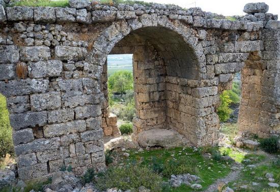 Силлион, древнейшее поселение в Турции