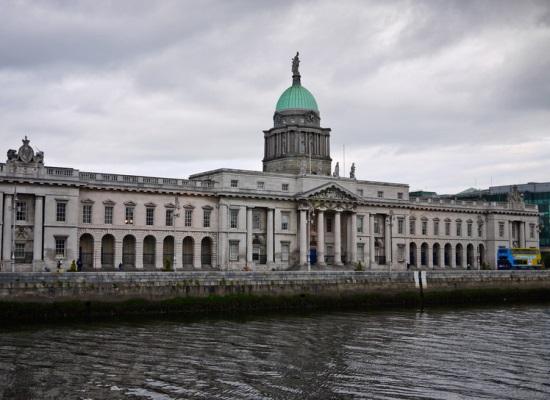 Музей писателей в Дублине