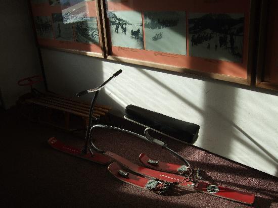 Экспонаты музея Китцбюэля