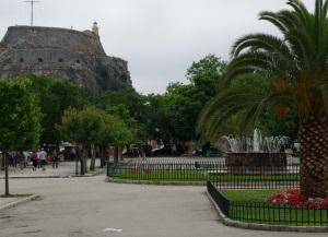 Площадь Спианада