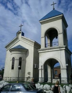 Церковь в Поти