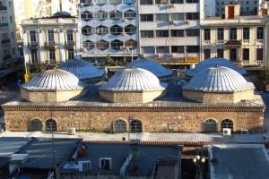 Рынок Безестени в Салониках