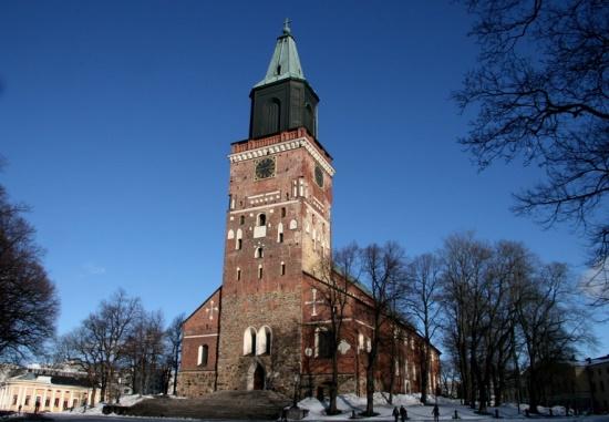 Кафедральный собор Турку