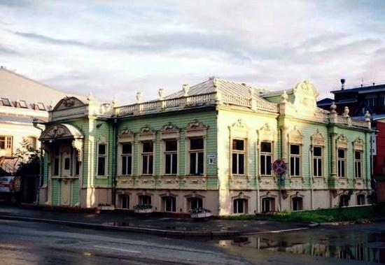 Музей «Дом Машарова» в Тюмени