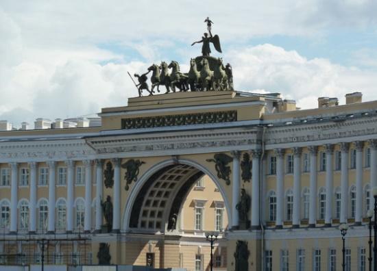 Здание Главного штаба в Санкт-Петербурге