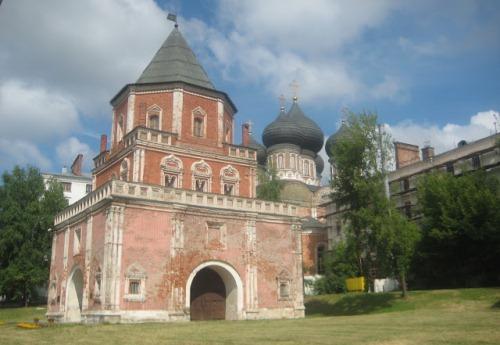 Царская усадьба Измайлово в Москве