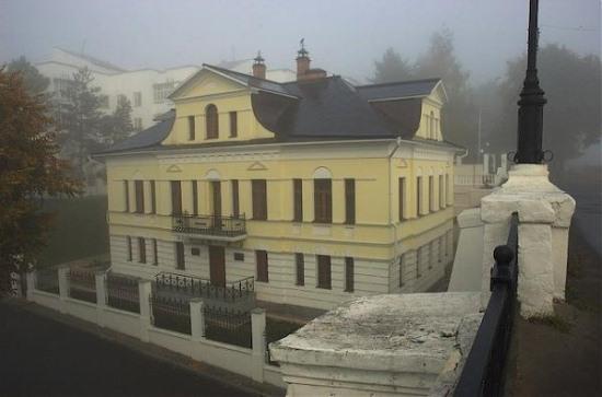Дом Болконского в Ярославле