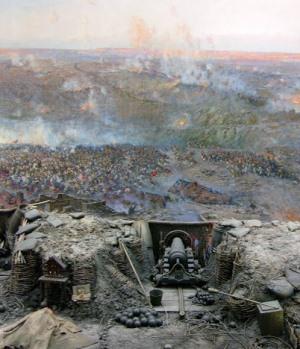 Панорама Оборона Севастополя в городе Севастополе