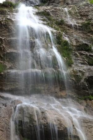 Учан-Су самый высокий водопад Украины