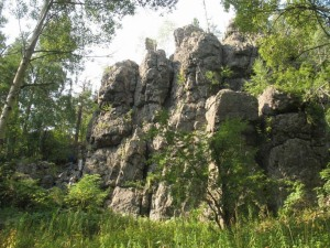 гора Азов