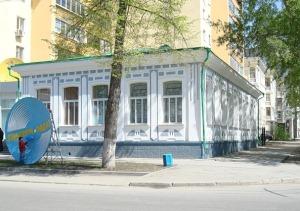 Музей радио имени А.С.Попова в Екатеринбурге