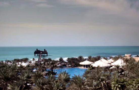 Ресторан Pierchic в Дубай