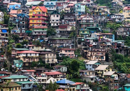 Багио - летняя столица Филиппин