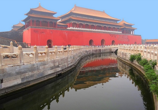 Императорский дворец в Пекине или Запретный город