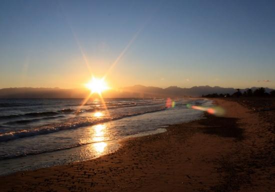 Пляжи курорта Таба