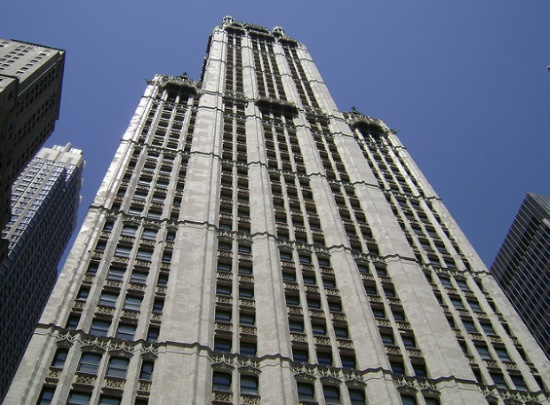 Вулворт-билдинг (Woolworth Building)