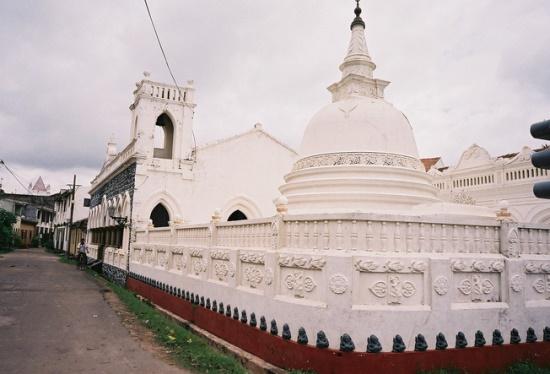 Буддийский храм в Галле