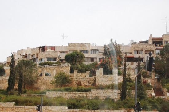 Здания на горе Фавор