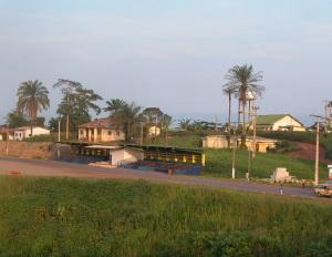 Макоку, Габон