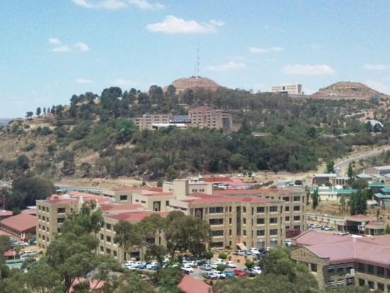 Масеру, столица Лесото