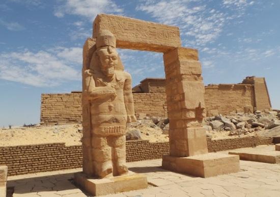 Остров Элефантина в Египте