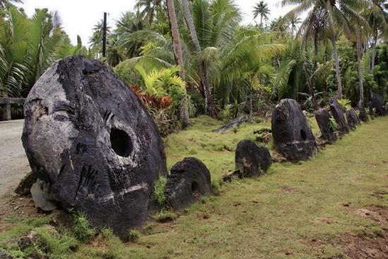 Валюта острова Яп - Раи